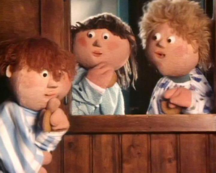 Stine, Anders og Jeanette