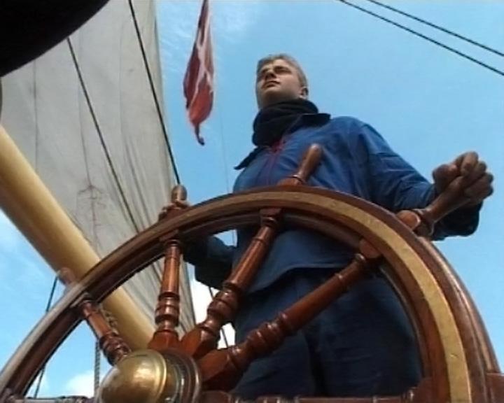 Bonanza til søs