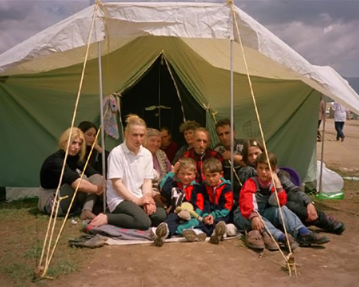 Flygtningene fra Kosova