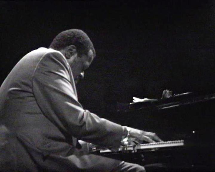 Jazz i sort/hvid