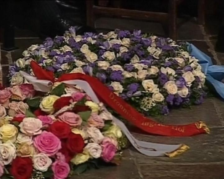 Begravelse: Dronning Ingrid