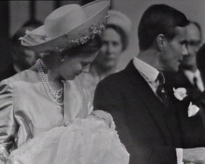 Barnedåb: Kronprins Frederik