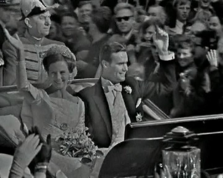 Bryllup: Margrethe & Henrik
