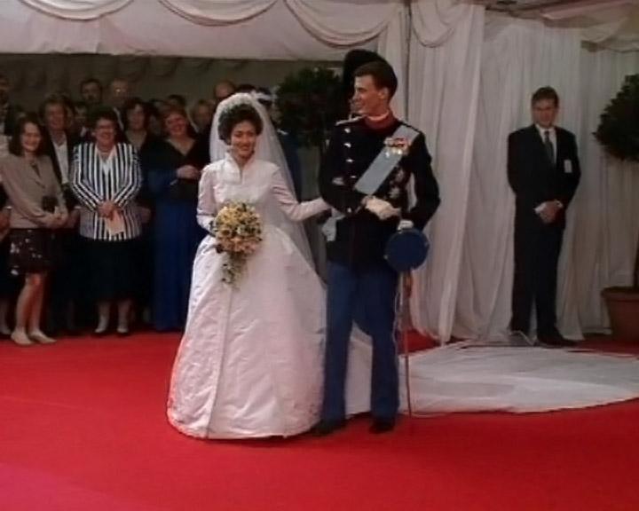 Bryllup: Joachim & Alex