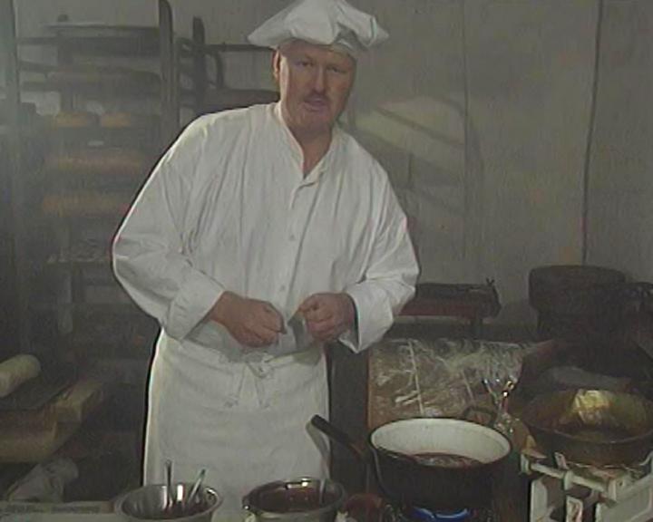 Bageren i Algade